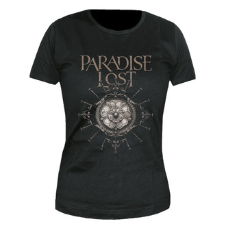 Women's t-shirt PARADISE LOST - Obsidian rose - NUCLEAR BLAST, NUCLEAR BLAST, Paradise Lost