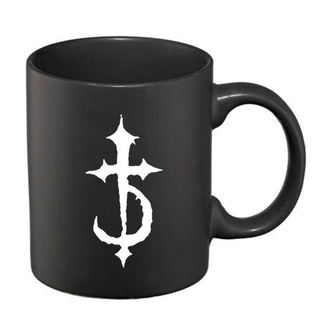 Mug Devildriver - Care Less - Matt Black, NNM, Devildriver