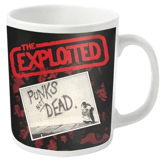 cup EXPLOITED - PUNKS NOT DEAD - PLASTIC HEAD, PLASTIC HEAD, Exploited