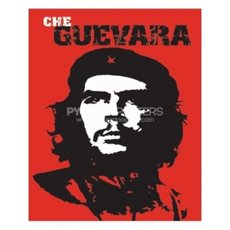 poster - Che Guevara (Red) - PO7003 - Pyramid Posters