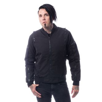 men´s jacket VIXXSIN - MITCHEL - BLACK, VIXXSIN
