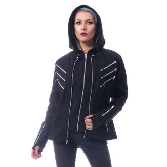 Women´s jacket VIXXSIN - LAST REBEL - BLACK, VIXXSIN