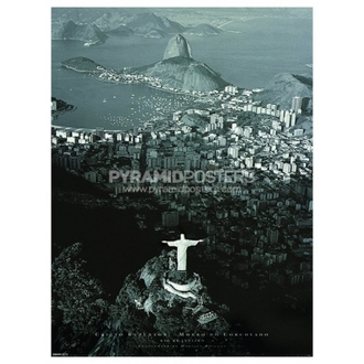 poster - Rio De Janeiro (By Marilyn Bridges) - PP0055 - Pyramid Posters