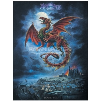 poster - Alchemy (Whitby Wyrm) - PP0241 - Pyramid Posters