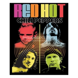 Poster - Red Hot Chili Peppers - PP30090 - Pyramid Posters