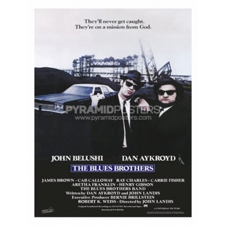 Poster - Blues Brothers - PP30533 - Pyramid Posters
