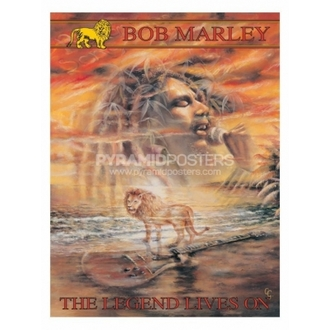 poster - Bob Marley (Legend Lives On) - PP30664, PYRAMID POSTERS, Bob Marley