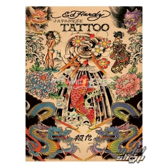 poster Ed Hardy (Japanese) - PP31152 - Pyramid Posters