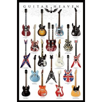 poster Guitar Heaven - PYRAMID POSTERS - PP31967