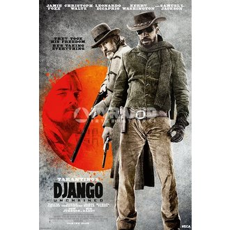 poster Django Unchained - They Took His Free - Pyramid Posters - PP33034