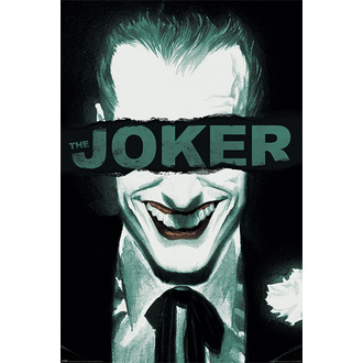 Poster THE JOKER - PUT ON A HAPPY FACE - DC COMICS - PYRAMID POSTERS - PP34560