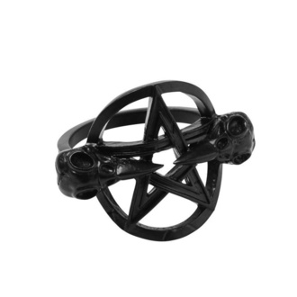 Ring KILLSTAR - Prey - BLACK, KILLSTAR