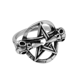 Ring KILLSTAR - Prey - SILVER, KILLSTAR