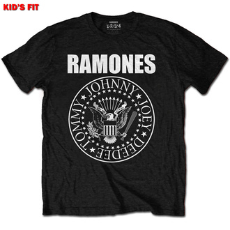 Children's t-shirt Ramones - Presidential Seal - ROCK OFF - RATS01BB