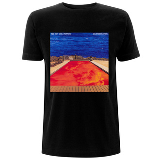 t-shirt metal men's Red Hot Chili Peppers - Californication Black - NNM, NNM, Red Hot Chili Peppers