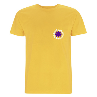 t-shirt metal men's Red Hot Chili Peppers - Los Chili Yellow - NNM, NNM, Red Hot Chili Peppers