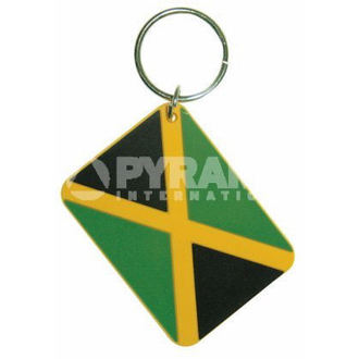 key ring (pendant) Jamaican Flag - PYRAMID POSTERS - RK38006