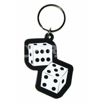 key ring (pendant) Dice - PYRAMID POSTERS - RK38026