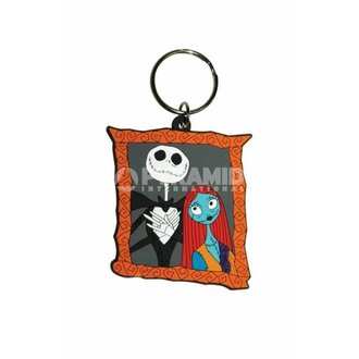 pendant The Nightmare Before Christmas (Jack & Sally) - RK38063 - PYRAMID POSTERS