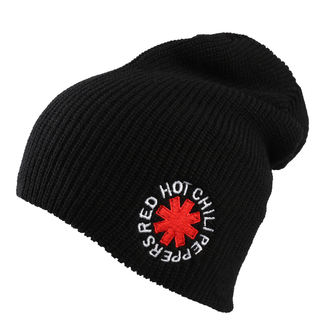 Beanie Red Hot Chili Peppers - Asterisk - Black, NNM, Red Hot Chili Peppers