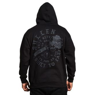 hoodie men's - EYE FOR AN EYE - SULLEN, SULLEN