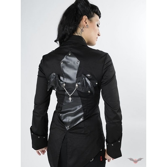 shirt women's with long sleeve QUEEN OF DARKNESS SH12-229-08