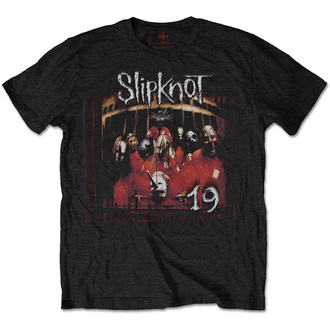 Children's t-shirt Slipknot - Debut Album - 19 Years - ROCK OFF, ROCK OFF, Slipknot