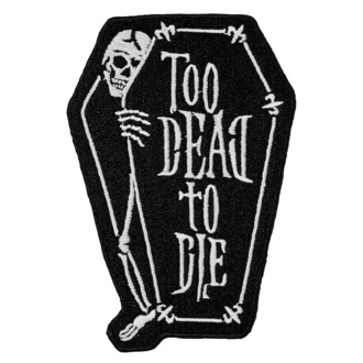 iron-on patch (applique) KILLSTAR - Too Dead - KSRA002791
