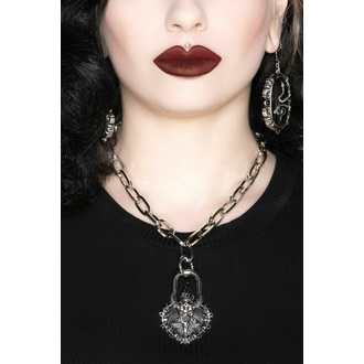 Pendant necklace KILLSTAR - Unsacred Heart, KILLSTAR