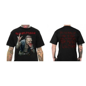 t-shirt metal men's Malignant Tumour - THE METALLIST - - MT009