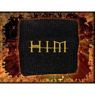 wristband Him - Gold Logo - RAZAMATAZ