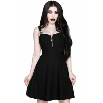 Women's dress KILLSTAR - Wild Side - BLACK, KILLSTAR