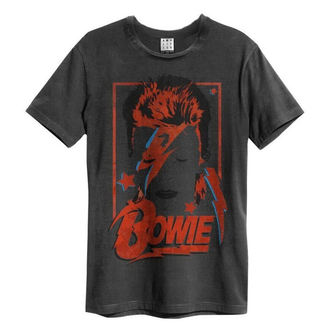 t-shirt metal men's David Bowie - Aladdin Sane Anniversary - AMPLIFIED, AMPLIFIED, David Bowie