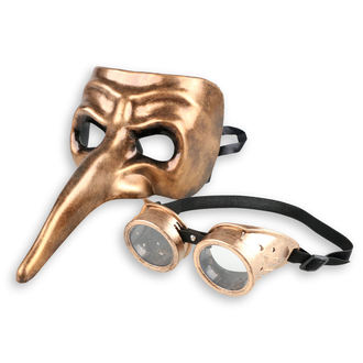 Decorative face mask (set) ZOELIBAT - Steampunk - 97346141.074
