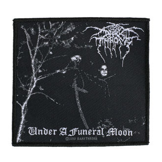 patch DARKTHRONE - UNDER A FUNERAL MOON - RAZAMATAZ, RAZAMATAZ, Darkthrone