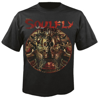 t-shirt metal men's Soulfly - Only hate remains - NUCLEAR BLAST, NUCLEAR BLAST, Soulfly