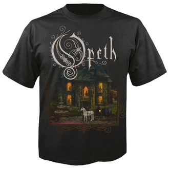 t-shirt metal men's Opeth - In cauda venenum - NUCLEAR BLAST, NUCLEAR BLAST, Opeth
