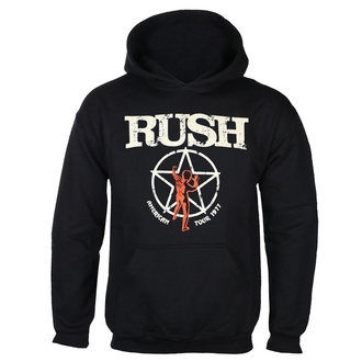 hoodie men's Rush - AMERICAN TOUR 1977 - PLASTIC HEAD, PLASTIC HEAD, Rush
