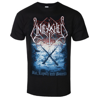 t-shirt metal men's Unleashed - Blot, Loyalty And Sacrifice - RAZAMATAZ, RAZAMATAZ, Unleashed