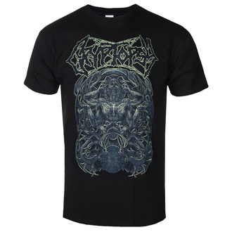 t-shirt metal men's Cryptopsy - MORTICOLE - PLASTIC HEAD, PLASTIC HEAD, Cryptopsy