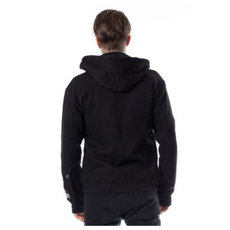 hoodie men's - AARO - POIZEN INDUSTRIES, POIZEN INDUSTRIES
