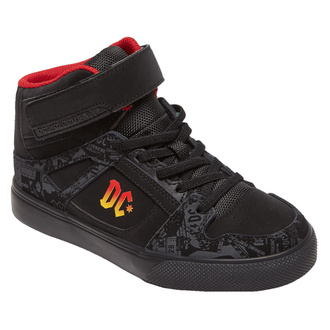 Women's shoes DC - AC / DC - TNT. - HIGH-TOP - BLACK GRADIENT, DC, AC-DC