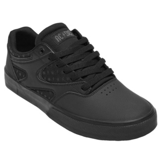 Shoes DC - AC / DC - BACK IN BLACK - BLACK / BLACK / GRAY, DC, AC-DC
