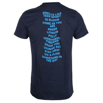 Men's t-shirt Nirvana - Nevermind - ROCK OFF, ROCK OFF, Nirvana