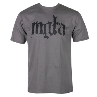 t-shirt metal men's Mgła - No Solace Grey - MASSACRE RECORDS, MASSACRE RECORDS, Mgła