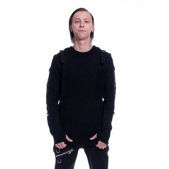 Sweater Men Vixxsin - AMMO - BLACK, VIXXSIN