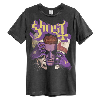 Men's t-shirt GHOST - ALTER EGOS - CHARCOAL - AMPLIFIED, AMPLIFIED, Ghost