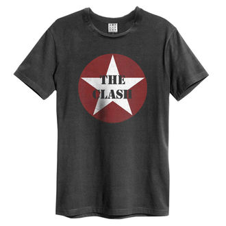 t-shirt metal men's Clash - Star Logo - AMPLIFIED, AMPLIFIED, Clash
