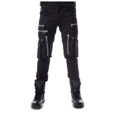 Men's Trousers Vixxsin - ANDRE - BLACK - POI567