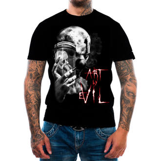 t-shirt men's - Andrey Skull 2 - ART BY EVIL, ART BY EVIL